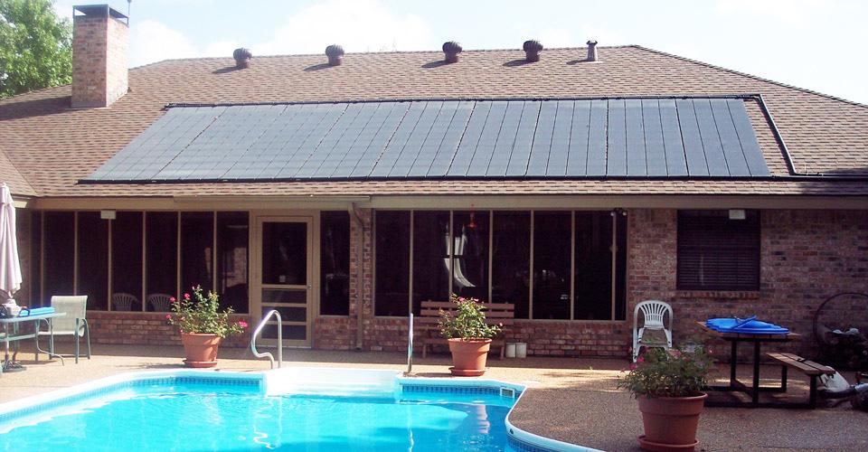 Solar-Pool
